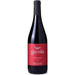 Gamla Syrah Koscher Wein 2017