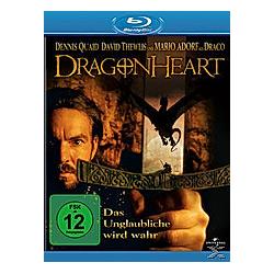 Dragonheart - DVD  Filme