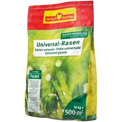 WOLF-Garten Rasensamen Universal-Rasen, 10 kg