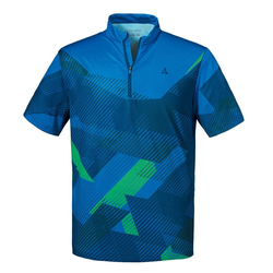 Schöffel Saalbach1 M Herren Rad-Shirt blau 58 Herren