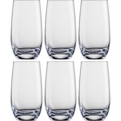 Eisch Longdrinkglas, (Set, 6 tlg.), bleifrei, 490 ml, 6-teilig farblos Kristallgläser Gläser Glaswaren Haushaltswaren Longdrinkglas