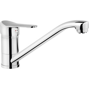 Einhebel-Küchenarmatur Bolzano Niederdruck Chrom