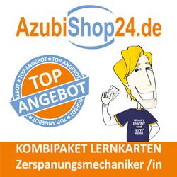 Kombi-Paket Zerspanungsmechaniker /in Prüfung als Buch von Zoe Keßler/ Michaela Rung-Kraus