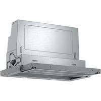 Bosch DFR067A52 Flachschirmhaube 60 cm silbermetallic