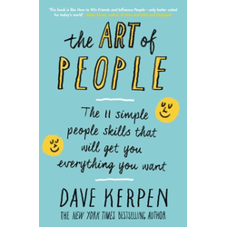 The Art of People als Buch von Dave Kerpen