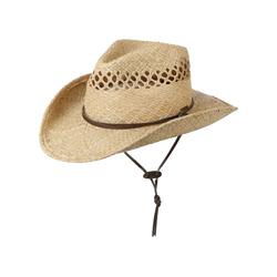 Stetson Sonnenhut Kinnband mit Kinnband L (58-59 cm)