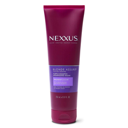 Nexxus Blonde Assure Purple Shampoo Color Care Shampoo for Blonde Hair - 8.5 fl oz