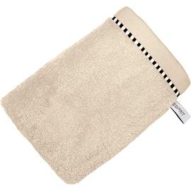 Esprit Box Solid Handtuch 50 x 100 cm beige
