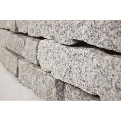 Mauersteine Granit , 10-20-40, 250 kg Big Bag
