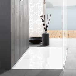Villeroy & Boch Architectura MetalRim Acryl-Duschwanne 150 x 90 x 4,8 cm