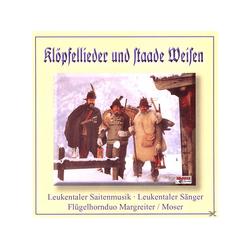 Sänger - Klöpfellieder U.Staade Weisen (CD)