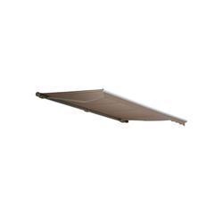 MCW Kassettenmarkise H122-4x3-V Elektrische Kassetten-Markise, Winkel der Markise von 0° bis 35° stufenlos einstellbar natur
