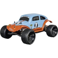 Carson RC Sport Beetle Warrior Brushed 1:10 RC Modellauto Elektro Truggy Heckantrieb 100% RtR 2,4GHz