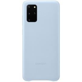 Samsung Leather Cover EF-VG985 für Galaxy S20+ blue coral