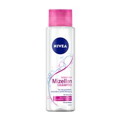 Nivea Shampoo Sensitive Mizellen Haarpflege Shampoo 400ml 3er Pack