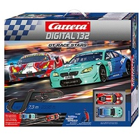 Carrera DIGITAL 132 GT Race Stars (20030005)