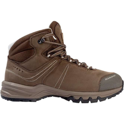 Mammut Nova III Mid LTH Women - bark/bark | UK 8,0