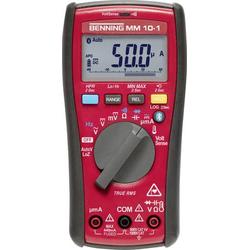Benning MM 10-1 Hand-Multimeter digital Datenlogger CAT IV 600V Anzeige (Counts): 6000
