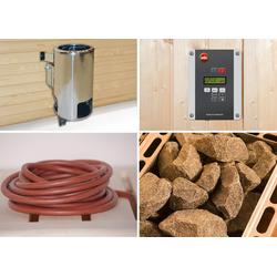 weka Saunaofen, 3.6 kW, externe Steuerung
