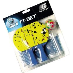 Sunflex Tischtennisschläger Tischtennis Set Mini