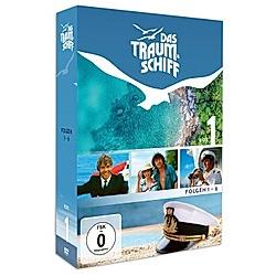 Das Traumschiff - Box 1 - DVD  Filme