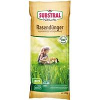 SUBSTRAL Naturen Bio Rasendünger - Organischer Volldünger mit natürlicher Langzeitwirkung für Sport,- Spiel - und Zierrasen