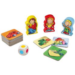 Haba Lernspielzeug Ratz Fatz Kindergarten