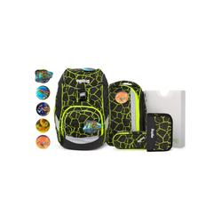 ergobag Schulranzen Pack, PET grün