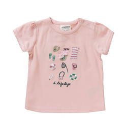 JACKY T-Shirt T-Shirt COUCOU MA PETITE für Mädchen