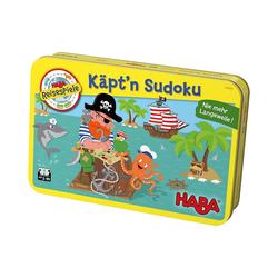 Haba Spiel, Reisespiel Käpt'n Sudoku