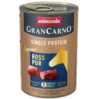 animonda GranCarno Single Protein Supreme  Ross pur
