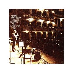 Klaus Hoffmann - ICH WILL GESANG SPIEL UND TANZ (CD)
