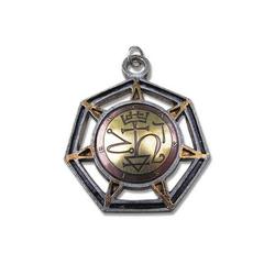 Adelia´s Amulett Mittelalterliches Magisches Amulett von Briar, Cassiel Engel des Saturn - Schutz des Hauses und vor Armut
