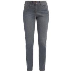 Jeans mit Metallic-Paspel RECOVER Pants Grau