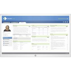 HP Healthcare Edition HC271p LED-Monitor 68.6cm (27 Zoll) EEK B (A++ - E) 2560 x 1440 Pixel QHD 12 m