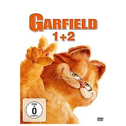 Garfield - Der Film / Garfield 2 - DVD  Filme