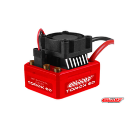 Team Corally C-54010 Team Corally - Speed Controller - TOROX 60 - Brushless - 2-3S