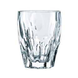 Nachtmann Gläser-Set Sphere Whiskybecher 4er Set 300 ml, Kristallglas