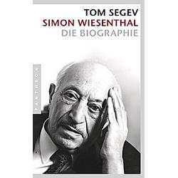 Simon Wiesenthal. Tom Segev  - Buch