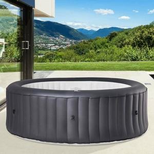 Whirlpool aufblasbar MSpa URBAN NEST VITO RIMBA 2-6 Personen Massage 3 Modelle