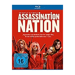 Assassination Nation - DVD  Filme