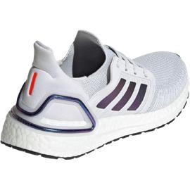 adidas Ultraboost 20 W dash grey/boost blue violet met/core black 38