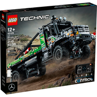 Lego Technic 4x4 Mercedes-Benz Zetros Offroad-Truck 42129
