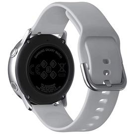 Samsung Galaxy Watch Active silber