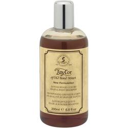 Taylor of Old Bond Street Duschgel Dusch-/Badegel und Shampoo Sandelholz, 200 ml