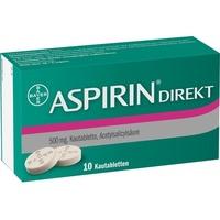 ASPIRIN Direkt Kautabletten