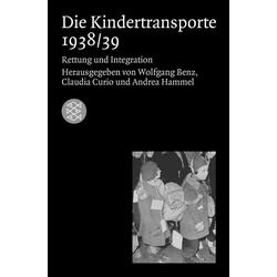 Die Kindertransporte 1938/39 als Taschenbuch von