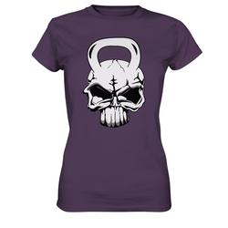 weargo T-Shirt Kettlebell Skull XL