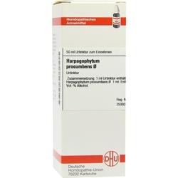HARPAGOPHYTUM PROC URT D 1