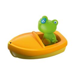 Haba Badeboot Frosch ahoi! Badespielzeug